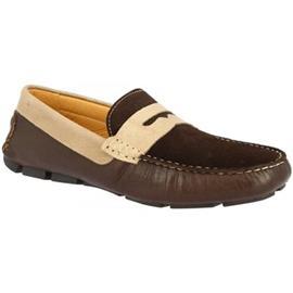 Mocassins Leonardo Shoes 503 T. M/TAUPE