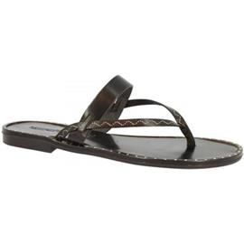 Sandalen Leonardo Shoes AMALFI NERO
