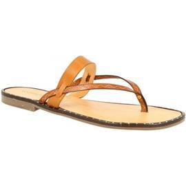 Sandalen Leonardo Shoes AMALFI CUOIO