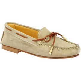Bootschoenen Leonardo Shoes 502 CAMOSCIO SABBIA