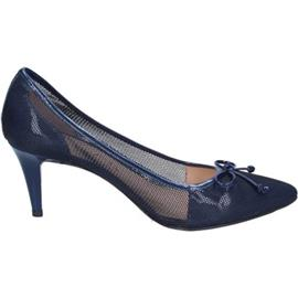 Pumps Unisa Decollete Tessuto Vernice