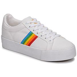 Lage Sneakers Gola ORCHID PLATEFORM RAINBOW