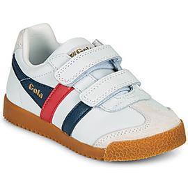 Lage Sneakers Gola HARRIER LEATHER VELCRO