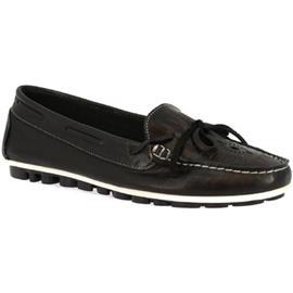 Mocassins Leonardo Shoes 2827 VITELLO NERO