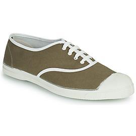 Lage Sneakers Bensimon BICOLORE