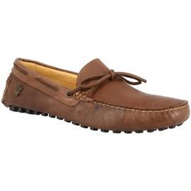 Mocassins Leonardo Shoes 507 VITELLO T. MORO