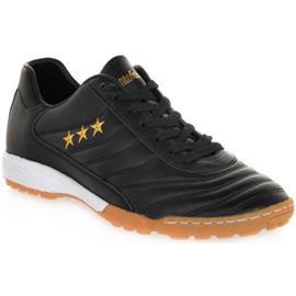 Voetbalschoenen Pantofola d'Oro DERBY LC VITELLO TECH NERO