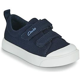 Lage Sneakers Clarks CITY BRIGHT T