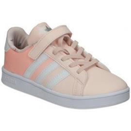Lage Sneakers adidas DEPORTIVAS FW4937. NIÑA NARANJA