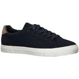 Lage Sneakers S.Oliver Marine flache Schuhe