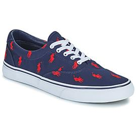Lage Sneakers Polo Ralph Lauren THORTON-SNEAKERS-VULC