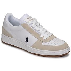 Lage Sneakers Polo Ralph Lauren POLO CRT PP-SNEAKERS-ATHLETIC SHOE