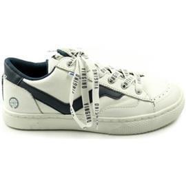 Lage Sneakers Vingino JONGENS sneaker KENTO LACE. wit