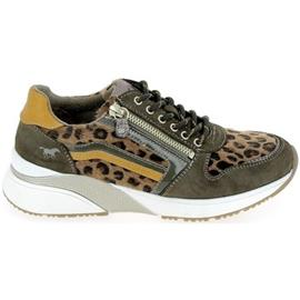 Lage Sneakers Mustang Sneakers 1358303 Marron