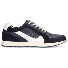 Lage Sneakers Australian Gregory Leather 15.14.06.01 Blue/White
