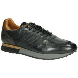 Lage Sneakers Australian Massimo leather A00 15.1499.01 black
