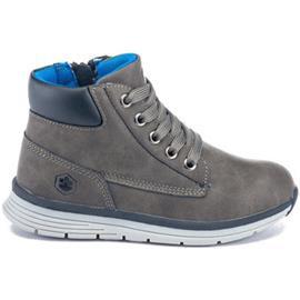 Hoge Sneakers Lumberjack SB65001 003 P86