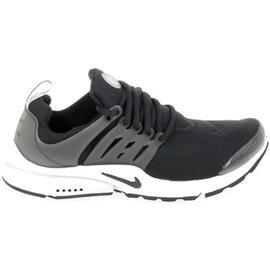 Lage Sneakers Nike Air Presto Noir Blanc 1010210460012