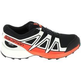 Lage Sneakers Salomon Speedcross CSWP Jr Noir Rouge