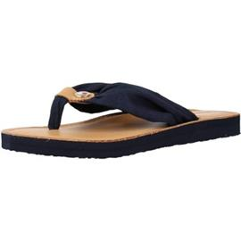 Sandalen Tommy Hilfiger LEATHER FOOTBED BEACH SA
