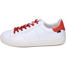 Lage Sneakers Woolrich Sneakers Pelle Pelle nabuk