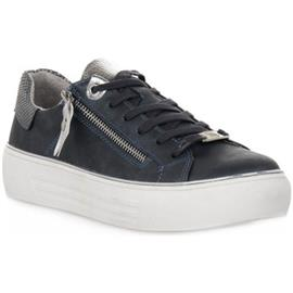 Lage Sneakers Dockers 660 METALLIC NAVY