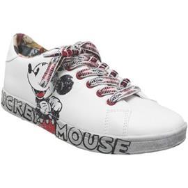 Lage Sneakers Desigual Cosmic_mickey