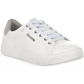 Lage Sneakers Dockers 591 NAPPA WEISS