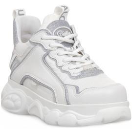 Lage Sneakers Buffalo CHAI WHITE SILVER