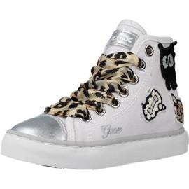 Hoge Sneakers Geox JR CIAK GIRL