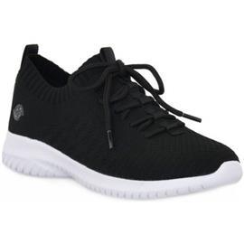 Lage Sneakers Dockers TEXTILE SCHWARZ