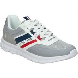 Lage Sneakers Ralph Lauren ZAPATOS GARY4125S1/MY1 CABALLERO GREY