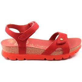 Sandalen Panama Jack DAMES sandaal SULIA BASICS rood