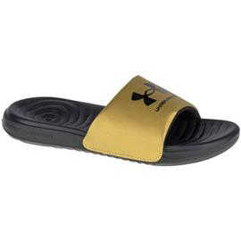 Teenslippers Under Armour Ansa Fixed Slides
