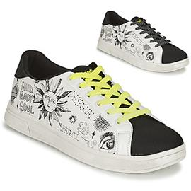Lage Sneakers Desigual SHOES COSMIC LETTERING