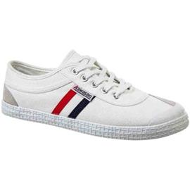 Lage Sneakers Kawasaki Retro canvas shoe - white