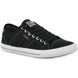 Lage Sneakers Dockers 100 WASHD TSCHWARZ