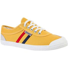 Lage Sneakers Kawasaki FOOTWEAR - Retro canvas shoe - golden rod