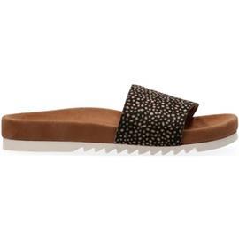 Slippers Maruti Berlin hairon leather 66.1416.02 black