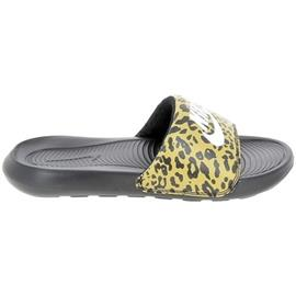 Teenslippers Nike Victori One Chutney Noir CN9676-700