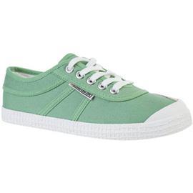 Lage Sneakers Kawasaki Original canvas shoes - agave green