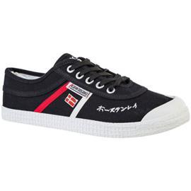Lage Sneakers Kawasaki Signature canvas shoe - black