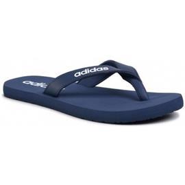 Teenslippers adidas CHANCLAS AZULES UNISEX EG2041