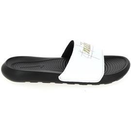 Teenslippers Nike Victori One Blanc Noir Orange 1010807480010