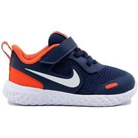 Lage Sneakers Nike ZAPATILLAS NARANJAS REVOLUTION 5 BQ5673