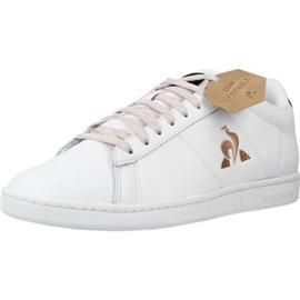 Lage Sneakers Le Coq Sportif COURTSET W PATENT