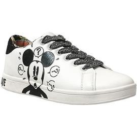 Lage Sneakers Desigual Cosmic_mickey glitter