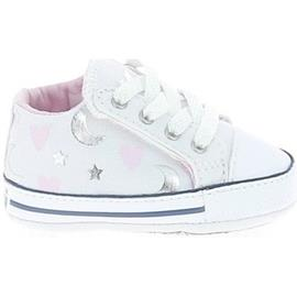 Hoge Sneakers Converse All Star Cribster Mid Blanc
