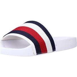 Teenslippers Tommy Hilfiger SHIMMERY RIBBON POOL