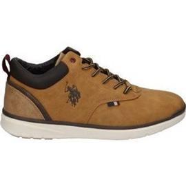 Lage Sneakers Ralph Lauren ZAPATOS YGOR001W9/Y2 CABALLERO TAN